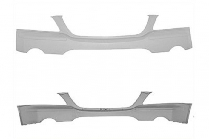 Bumper Cover Replacement - CH1000442