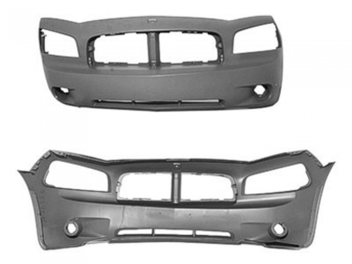Bumper Cover Replacement - CH1000461