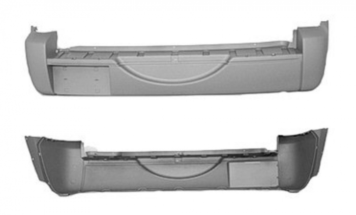 Bumper Cover Replacement - CH1100406