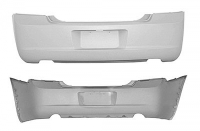 Bumper Cover Replacement - CH1100408