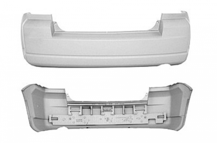 Bumper Cover Replacement - CH1100866
