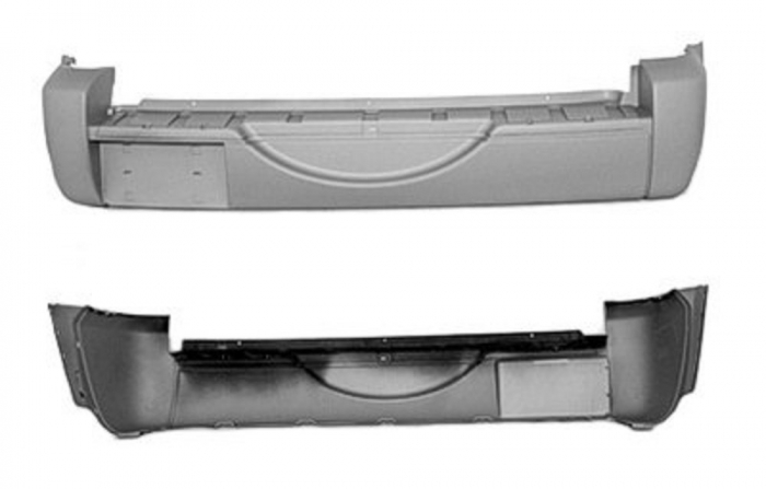 Bumper Cover Replacement - CH1100878
