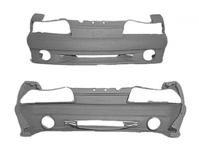 Bumper Cover Replacement - FO1000164