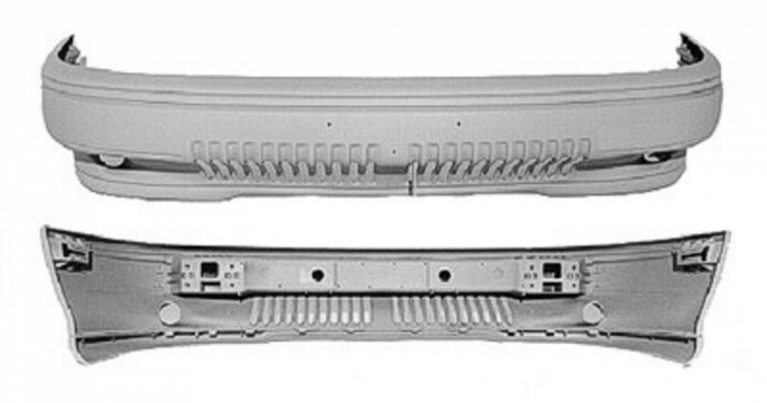 Bumper Cover Replacement - FO1000211AMF