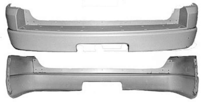Bumper Cover Replacement - FO1100332