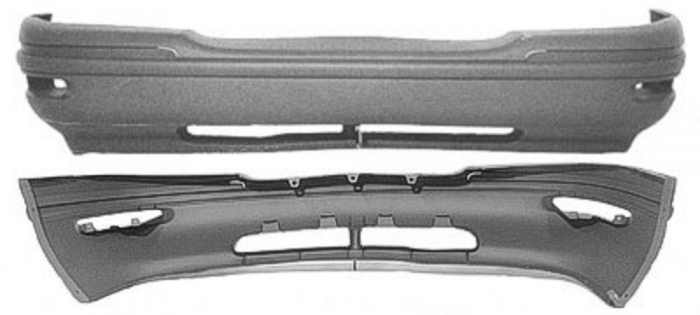 Bumper Cover Replacement - GM1000525