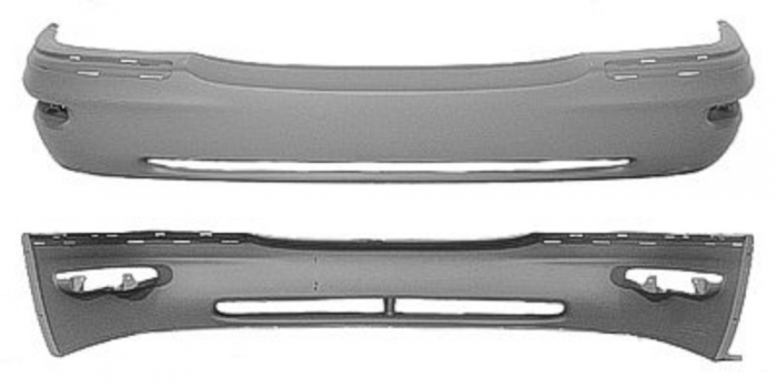 Bumper Cover Replacement - GM1000527