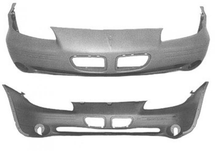 Bumper Cover Replacement - GM1000536