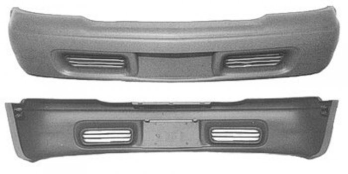Bumper Cover Replacement - GM1000551