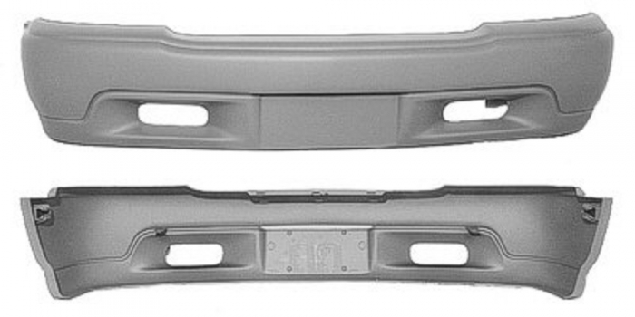 Bumper Cover Replacement - GM1000552