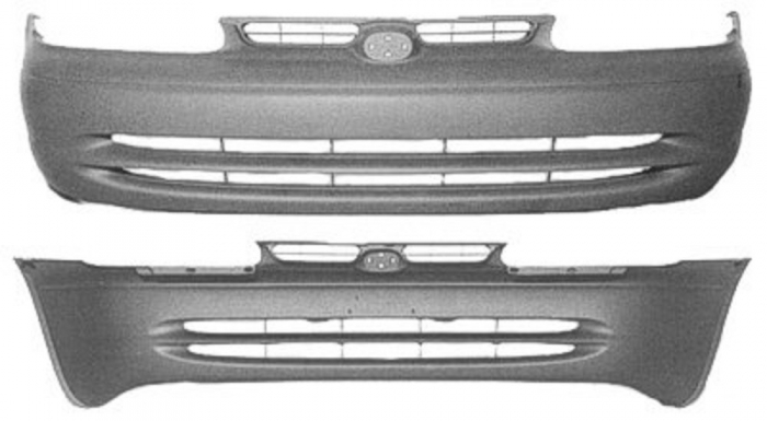 Bumper Cover Replacement - GM1000558
