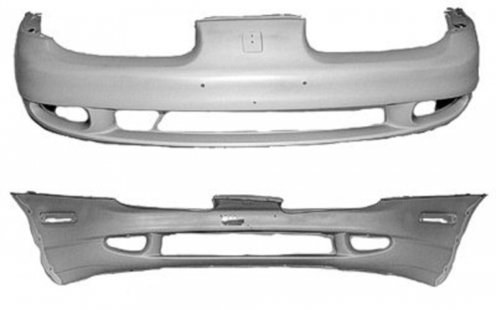 Bumper Cover Replacement - GM1000604
