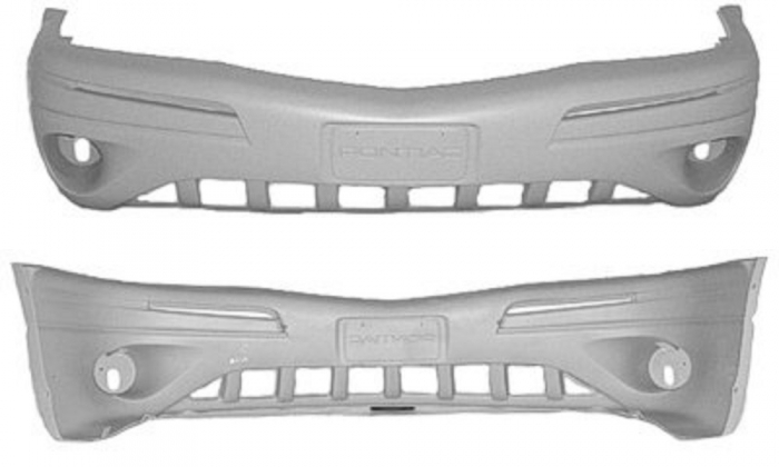 Bumper Cover Replacement - GM1000627