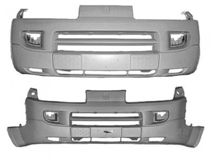 Bumper Cover Replacement - GM1000658
