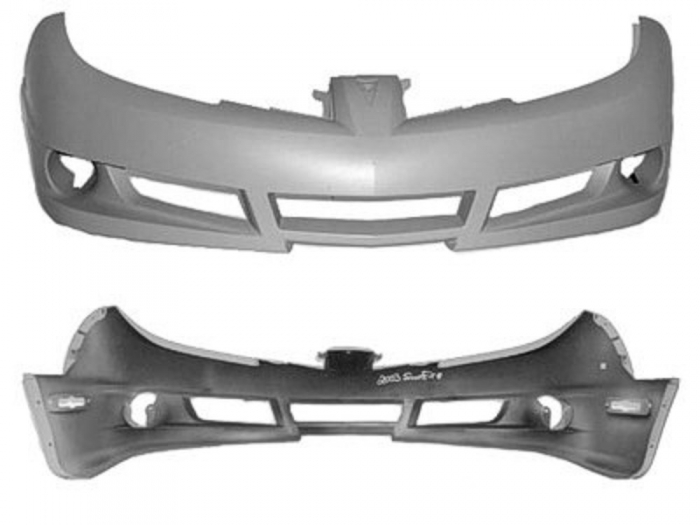 Bumper Cover Replacement - GM1000663
