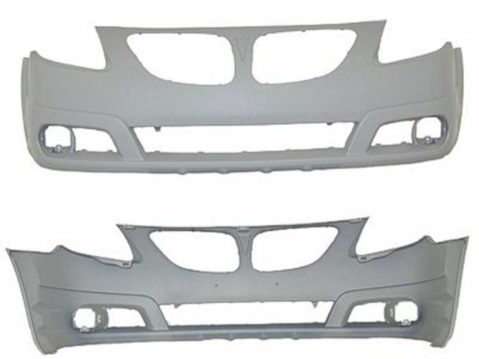 Bumper Cover Replacement - GM1000727