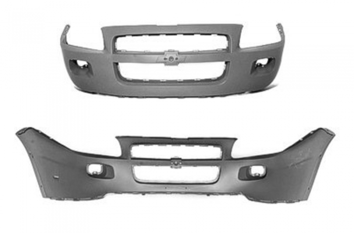 Bumper Cover Replacement - GM1000745
