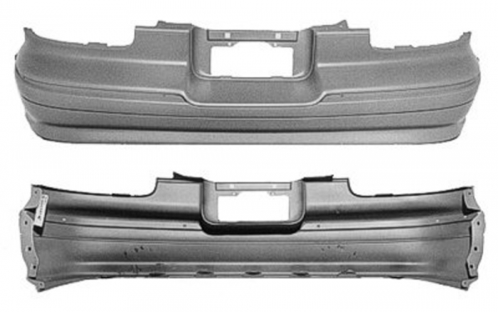 Bumper Cover Replacement - GM1100150