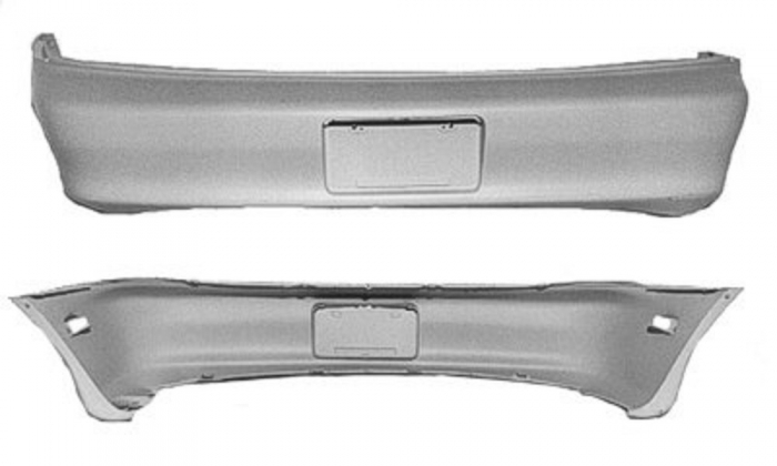 Bumper Cover Replacement - GM1100156