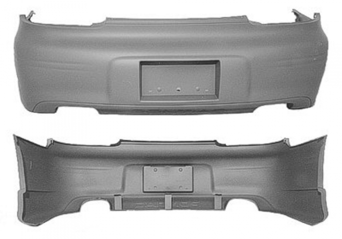 Bumper Cover Replacement - GM1100532