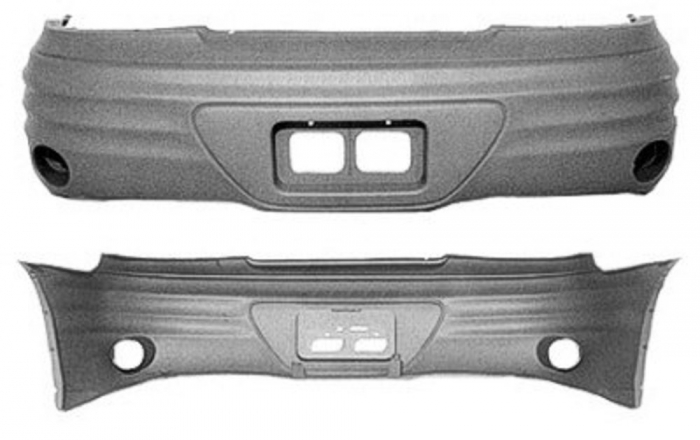 Bumper Cover Replacement - GM1100568