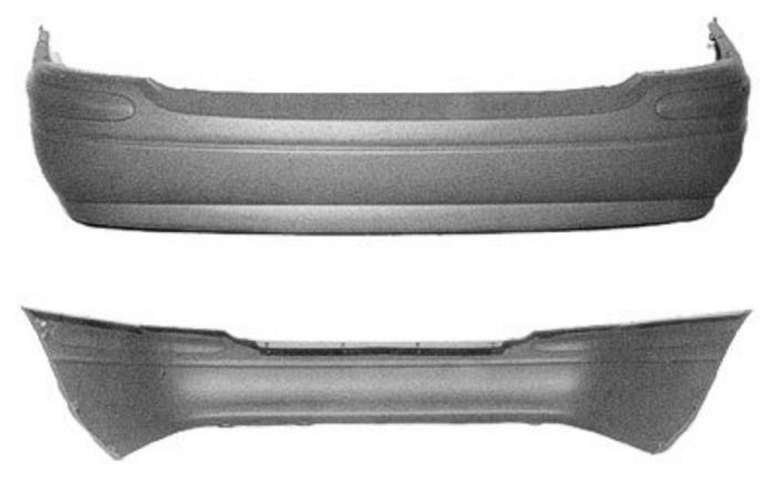 Bumper Cover Replacement - GM1100575