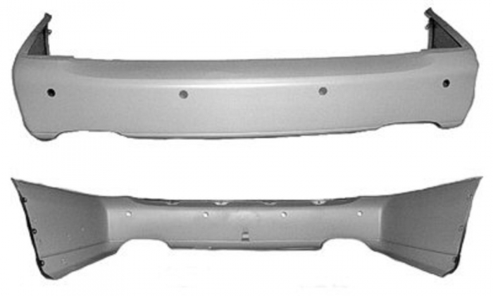 Bumper Cover Replacement - GM1100600