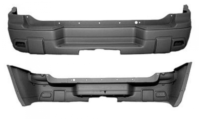 Bumper Cover Replacement - GM1100627