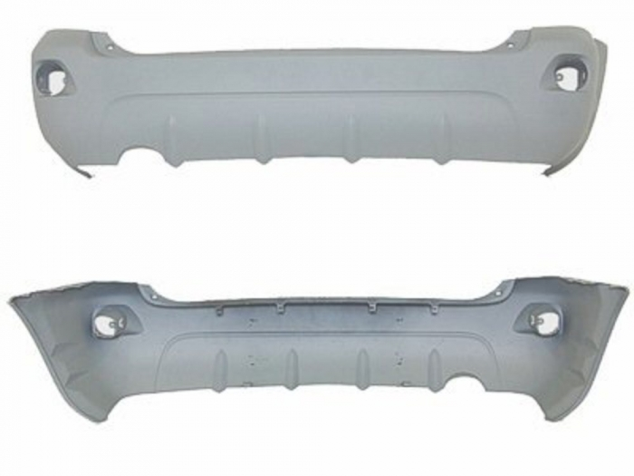 Bumper Cover Replacement - GM1100699