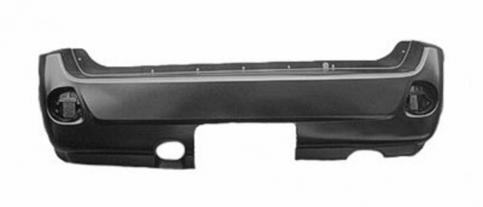 Bumper Cover Replacement - GM1100792