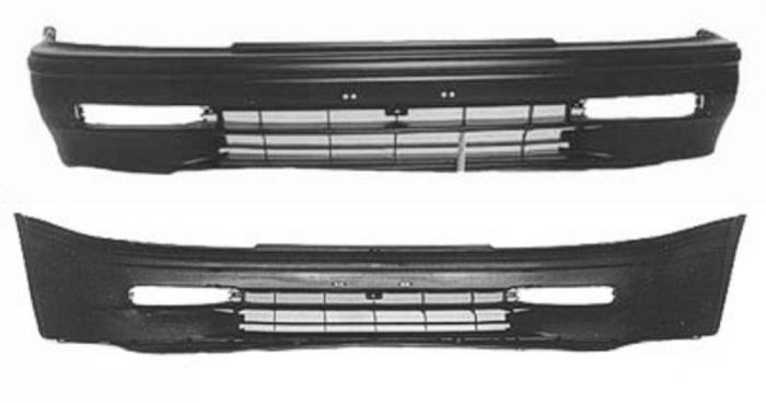 Bumper Cover Replacement - HO1000136
