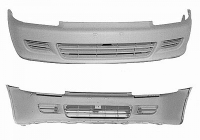 Bumper Cover Replacement - HO1000141