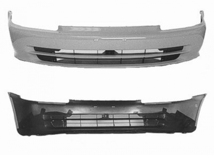 Bumper Cover Replacement - HO1000142