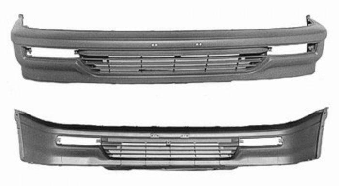 Bumper Cover Replacement - HO1000159