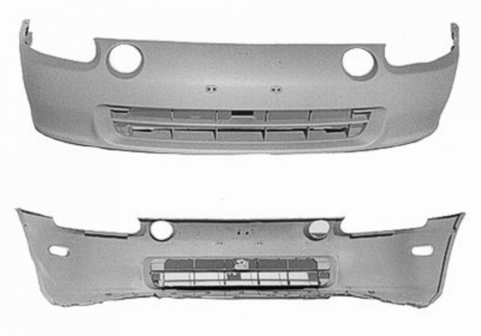 Bumper Cover Replacement - HO1000167