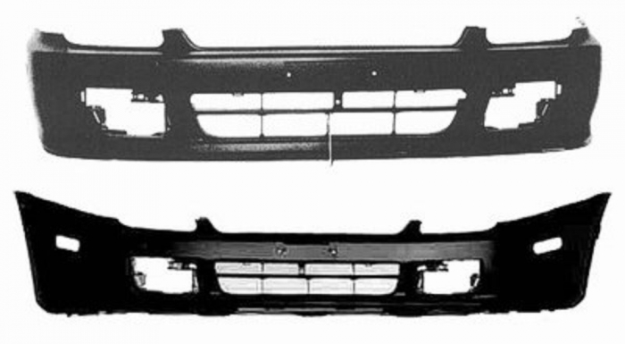 Bumper Cover Replacement - HO1000176