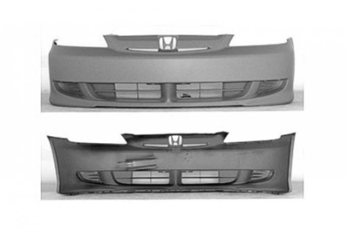 Bumper Cover Replacement - HO1000205
