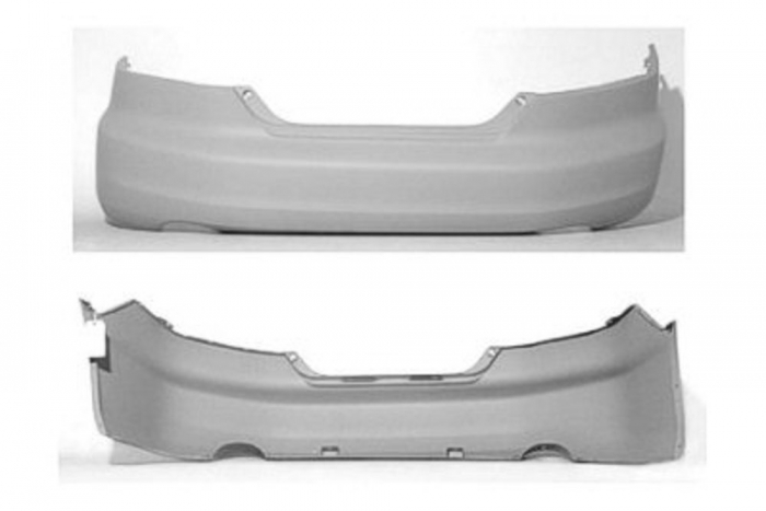 Bumper Cover Replacement - HO1100209