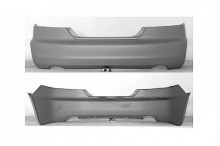 Bumper Cover Replacement - HO1100210