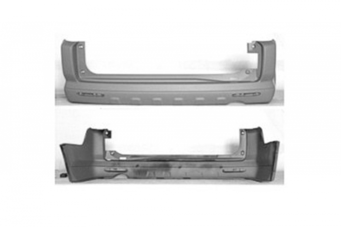 Bumper Cover Replacement - HO1100225