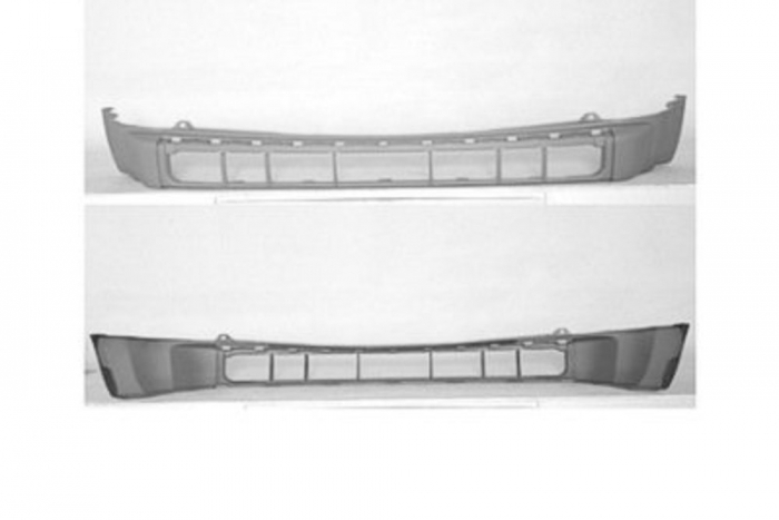 Bumper Cover Replacement - HO1100249