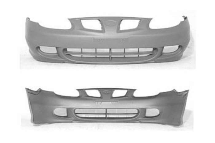 Bumper Cover Replacement - HY1000127