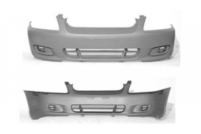 Bumper Cover Replacement - HY1000133