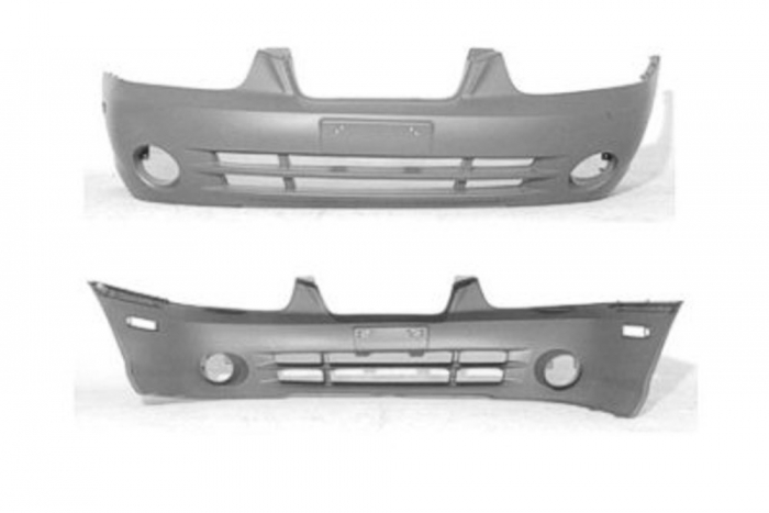 Bumper Cover Replacement - HY1000135