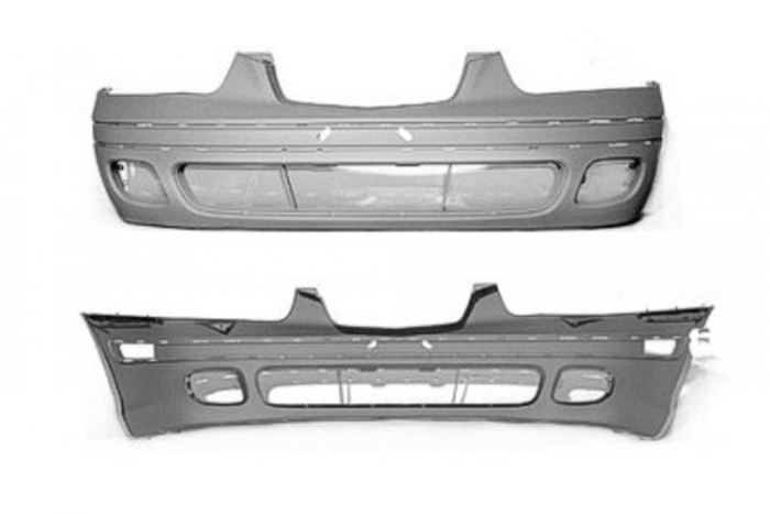 Bumper Cover Replacement - HY1000138