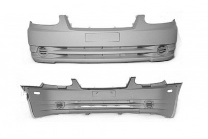 Bumper Cover Replacement - HY1000145