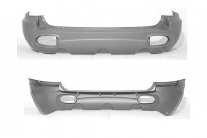 Bumper Cover Replacement - HY1100132