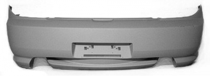 Bumper Cover Replacement - HY1100137F