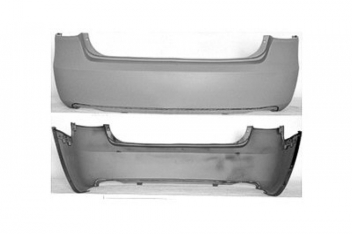 Bumper Cover Replacement - HY1100147