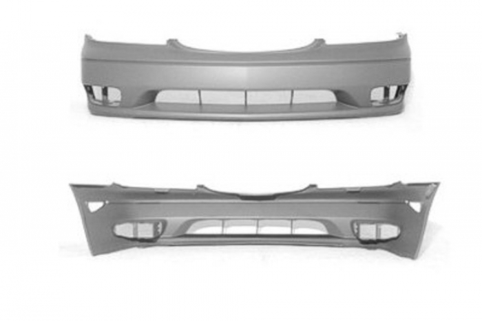 Bumper Cover Replacement - IN1000116